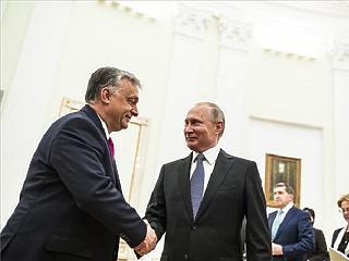 Putyin és Orbán – információs hadviselés felsőfokon
