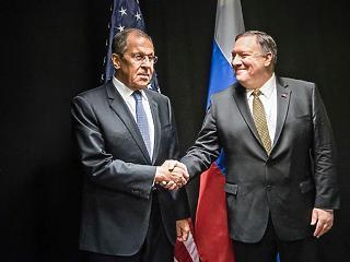 Újra találkozik az amerikai és az orosz külügyminiszter