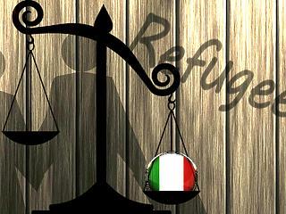 A menekültek terelték jobbra az olasz politikát?