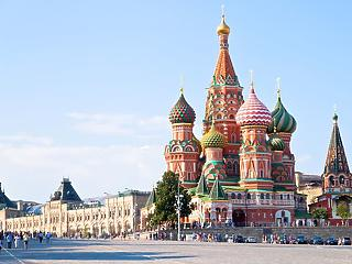 Tizenegy napos extra Covid-szünetet rendeltek el Oroszországban