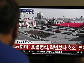 Megint elővették a rakétákat Észak-Koreában