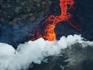 Mérgező felhőt pöfög a hawaii vulkán – nagyobb a baj, mint gondoltuk?