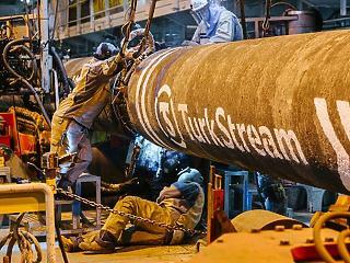 Ezen a télen még nem jön orosz gáz dél felől