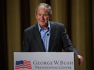 George W. Bush a belföldi terrorizmus veszélyére figyelmeztetett az évfordulón