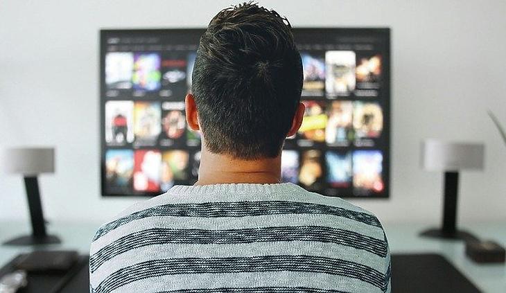 Netflix előtt. (Pixabay.com)