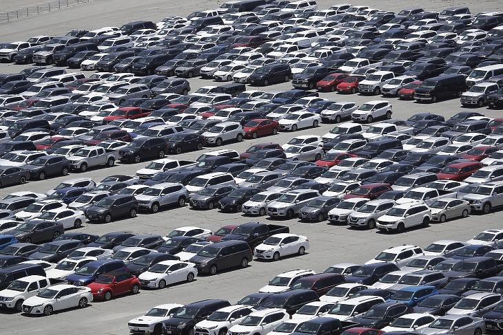 Az új autók iránti kereslet már visszatért