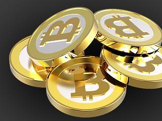 Fél év alatt háromszorozta árát a Bitcoin