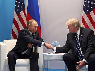 Trump komoly terve: hová utazik Putyin?