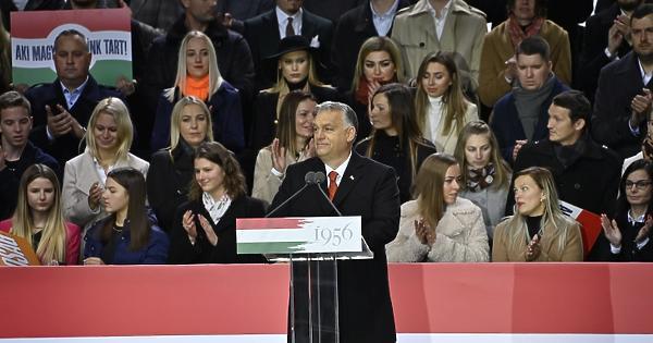Orbán Viktor: nagy kegyelem, hogy a nemzeti egység végig fennmaradt