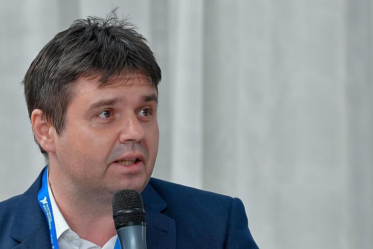 Szepesi Balázs (Fotó: MTI/Czeglédi Zsolt)