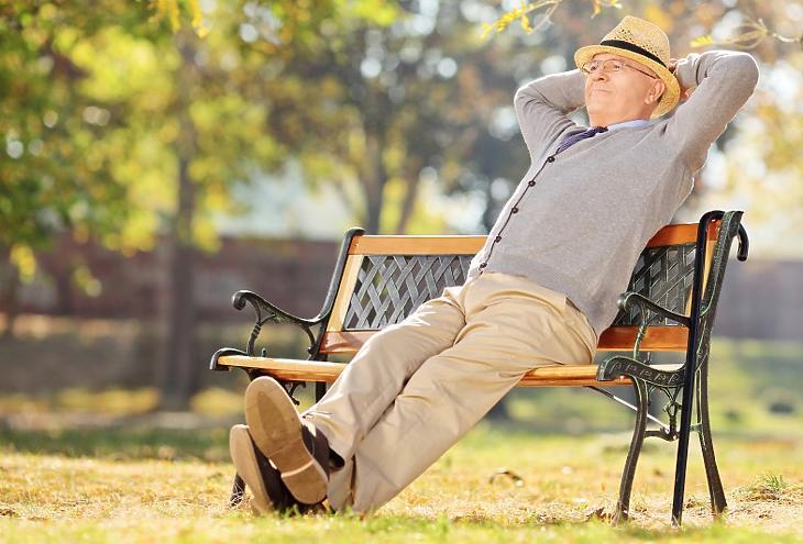 Fiatalon kell tenni azért, hogy idős korunkban hátradőlhessünk