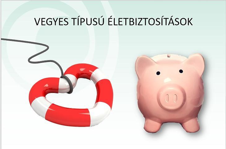 Vegyes típusú életbiztosítások (Mabisz)
