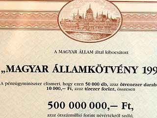 Mi lesz veled, magyar állampapír? Miért esett akkorát az arany?
