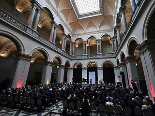 Ilyen lett a felújított Szépművészeti Múzeum