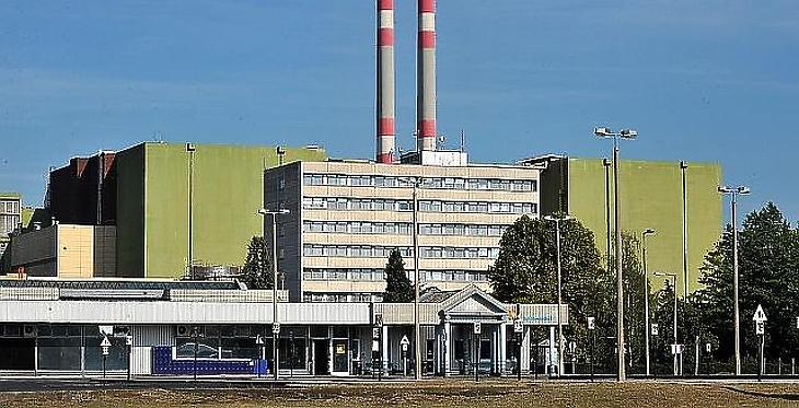 Kisebb tűz volt csütörtökön a paksi atomerőműben
