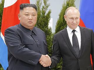 Miről tárgyalt Putyin a zárt ajtók mögött? Hintapolitika a Koreai-félszigeten