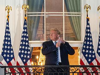 Trump szerint nevetséges a virtuális elnökjelölti vita