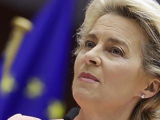 Von der Leyen: az EU elérte a vakcina-ellátási célt