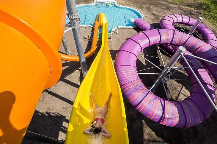 Strandokat, aquaparkokat ellenőriztek – mivel volt a legtöbb gond?
