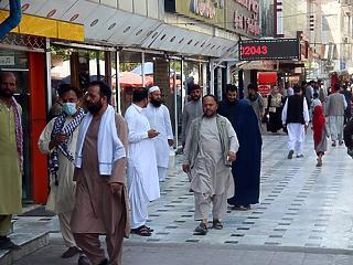 Morajlik az arab világ Kabul eleste után
