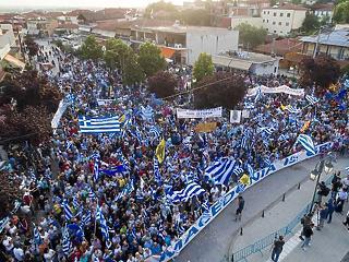 Repült a Molotov: kiakadtak a macedónok a kormány döntésén