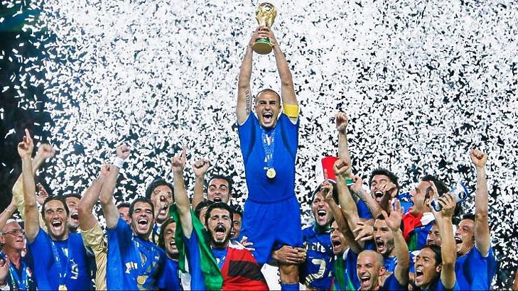A nagynevű elődök a 2006-os világbajnokságon