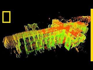 Néhány éve 3D-s térkép készült a Notre-Dame-ról - ez lehet a kulcs az újjáépítéséhez