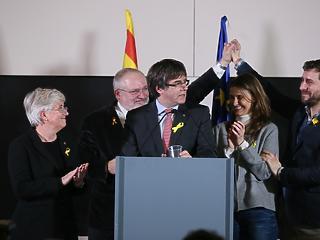 Elhagyja Németországot, de nem haza megy a katalán exelnök