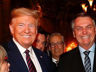 A brazil elnök benyelte a vírust? - Frissítve!
