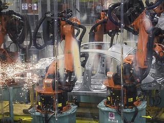 Kiderült, hány robot dolgozik Magyarországon