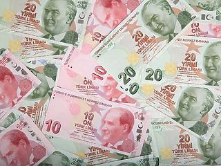 Erősödik a török líra, szaporodnak a virtuális devizák