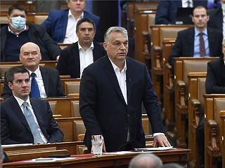 Orbán Viktor délben bejelentést tesz
