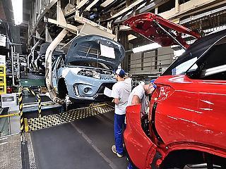 Döntött a Suzuki: meghosszabbítják a magyarországi gyár leállását