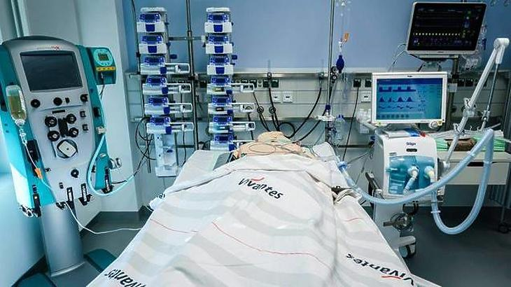 Súlyos a helyzet Csehországban, de még bírják a kórházak (fotó: koronavirus.gov.hu)