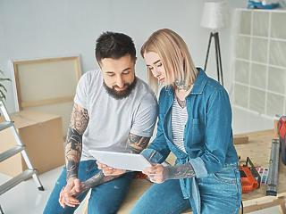 Fellendülést és áremelkedést jósol a jegybank a lakáspiacon