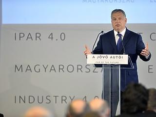 9,8 milliót adtak Orbánék egyetlen új munkahelyért idén