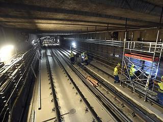 Újabb késésben a hármas metró felújítása, csak 2020 végére készül el a déli szakasz