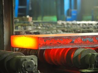 Csaknem hat százalékkal nőtt az ipari termelés