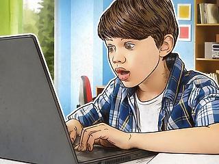 Rémek az interneten - te tudod, mire keres rá a gyereked?