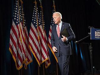 Joe Biden lesz Trump kihívója