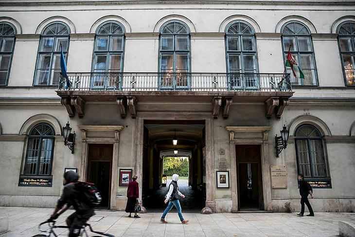 Egy kastély is a Petőfi Irodalmi Múzeum feletti Magyar Kultúráért Alapítvány tulajdonába kerül (Fotó: pim.hu)