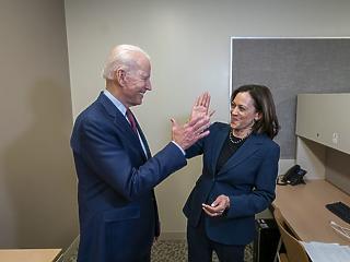 Új POTUS és egy óriási Biblia - érdekességek Joe Biden elnökségének első pillanatairól