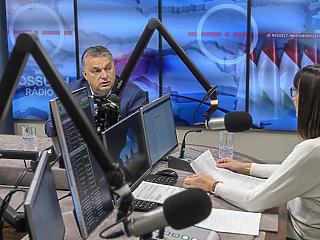 Orbán szerint Budapest tele van pénzzel, ehhez képest csak szerencsétlenkedik a Lánchíddal