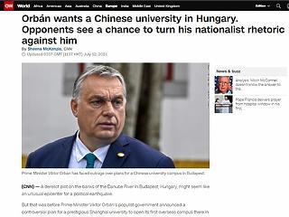 A CNN is felkapta a fejét az Orbán-kormány terve hallatán - hosszú cikket írtak