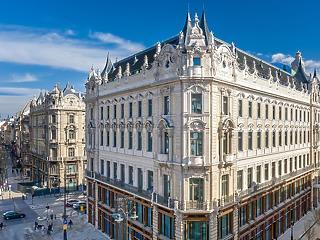 A török Özyer cég megnyitotta a luxushotelt a Matild Palotában