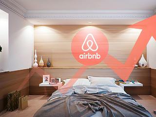 A szigorítás sem tántorítja el a befektetőket az Airbnb-től