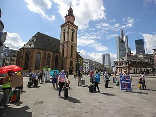 Példátlan munkanélküliségi hullámot okozott a karantén Németországban