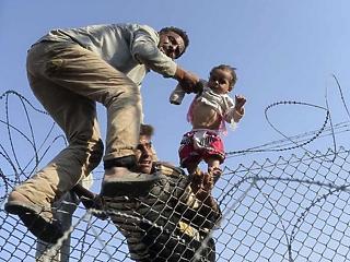 Egyre jobban csökken a menekülthullám