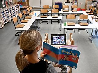 Két hónap szünet után kinyitottak a németországi iskolák
