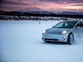 Új kihívás előtt az akkumulátorgyártók: megviseli a kemény tél az elektromos autókat